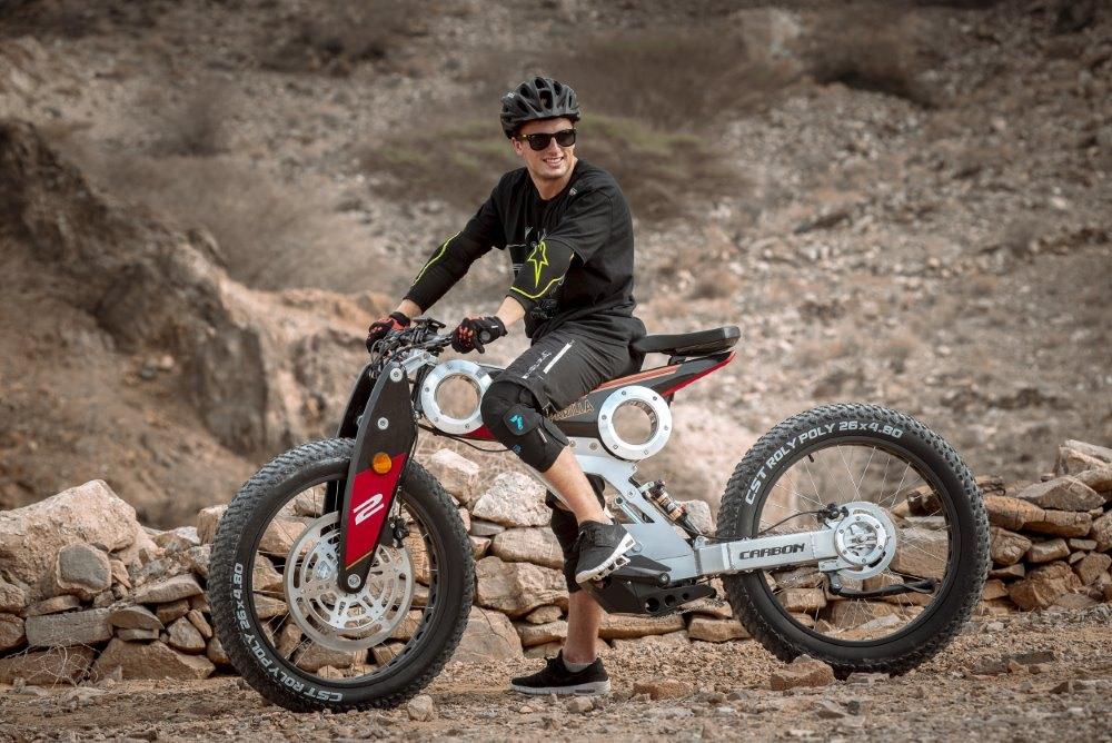 E-bike costs in Dubai