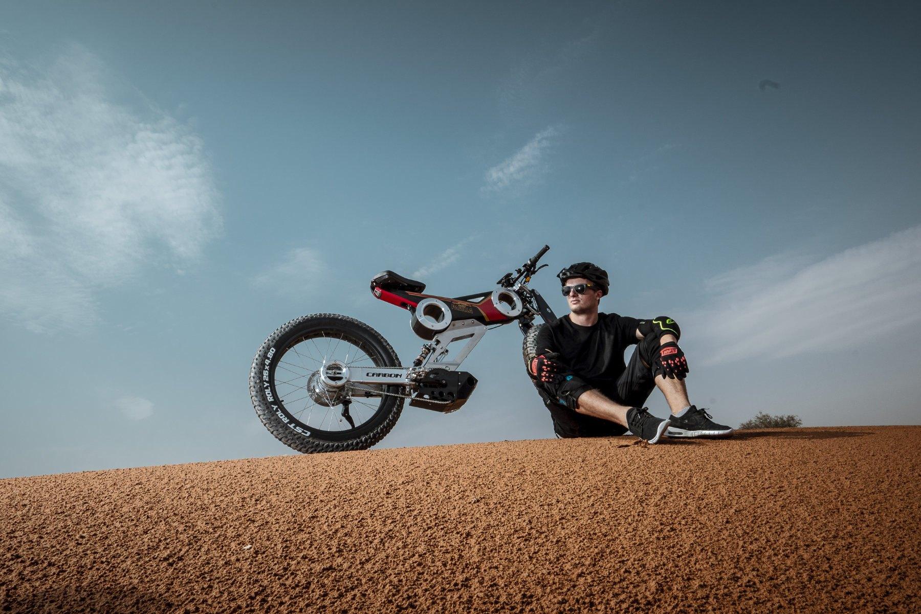 Moto Parilla E-bikes Dubai
