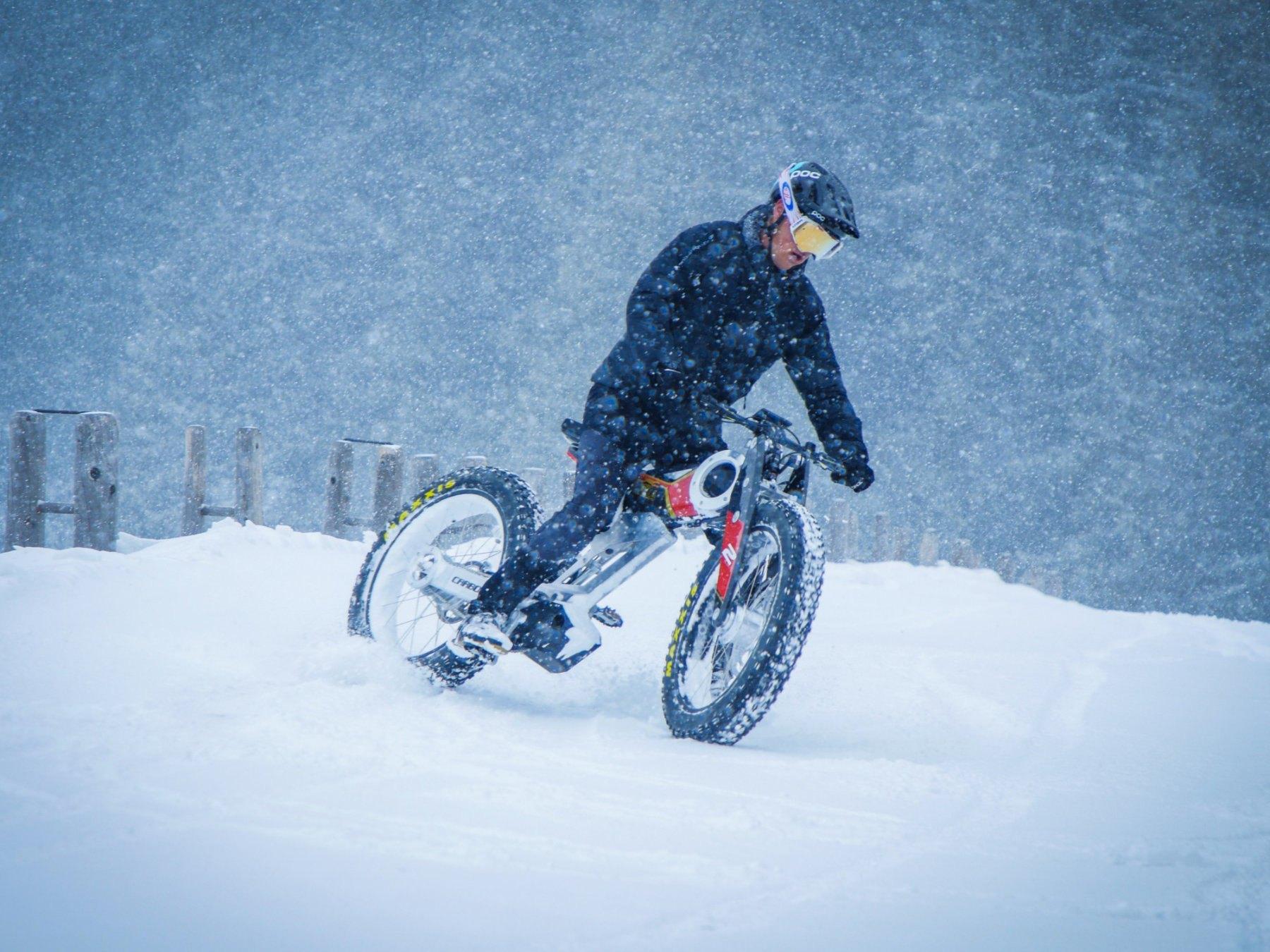 Motoparilla Slide Snow